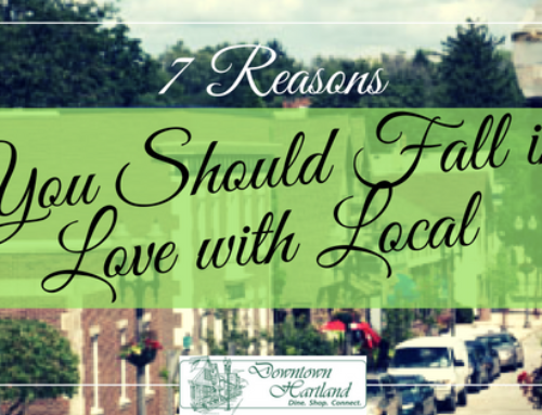 7 Reasons You Should Fall in Love with Buying Local